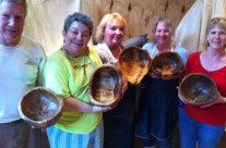More Amazing Projects From Bowl Carving Class
