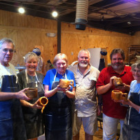 Cup Carving Class