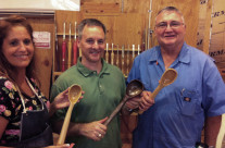 Power Carving Spoon Class