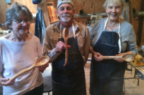 Spoon Carving Class